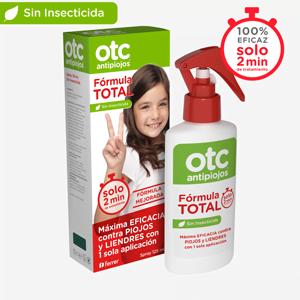 otc antipiojos formula total sin insecticida pequeña