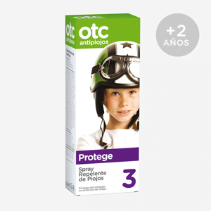 Otc antipiojos Spray Repelente