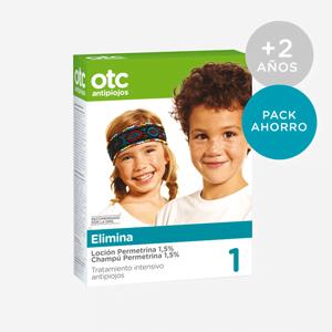 Otc Champu + Loción permitrina 1,5 - Pack Ahorro