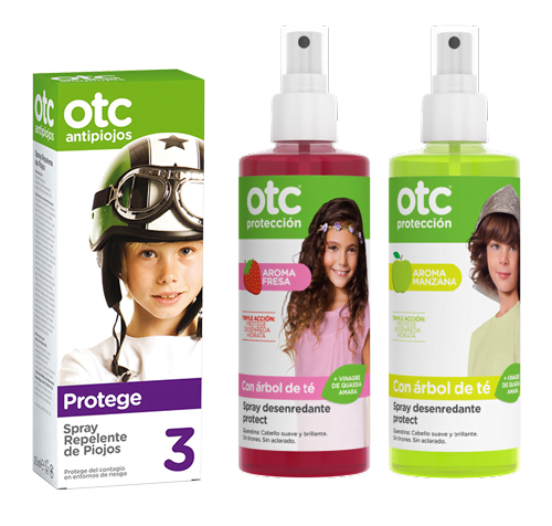 productos spray repelente piojos otc